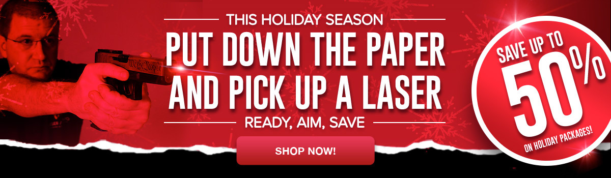 Laser Ammo Holiday Sale