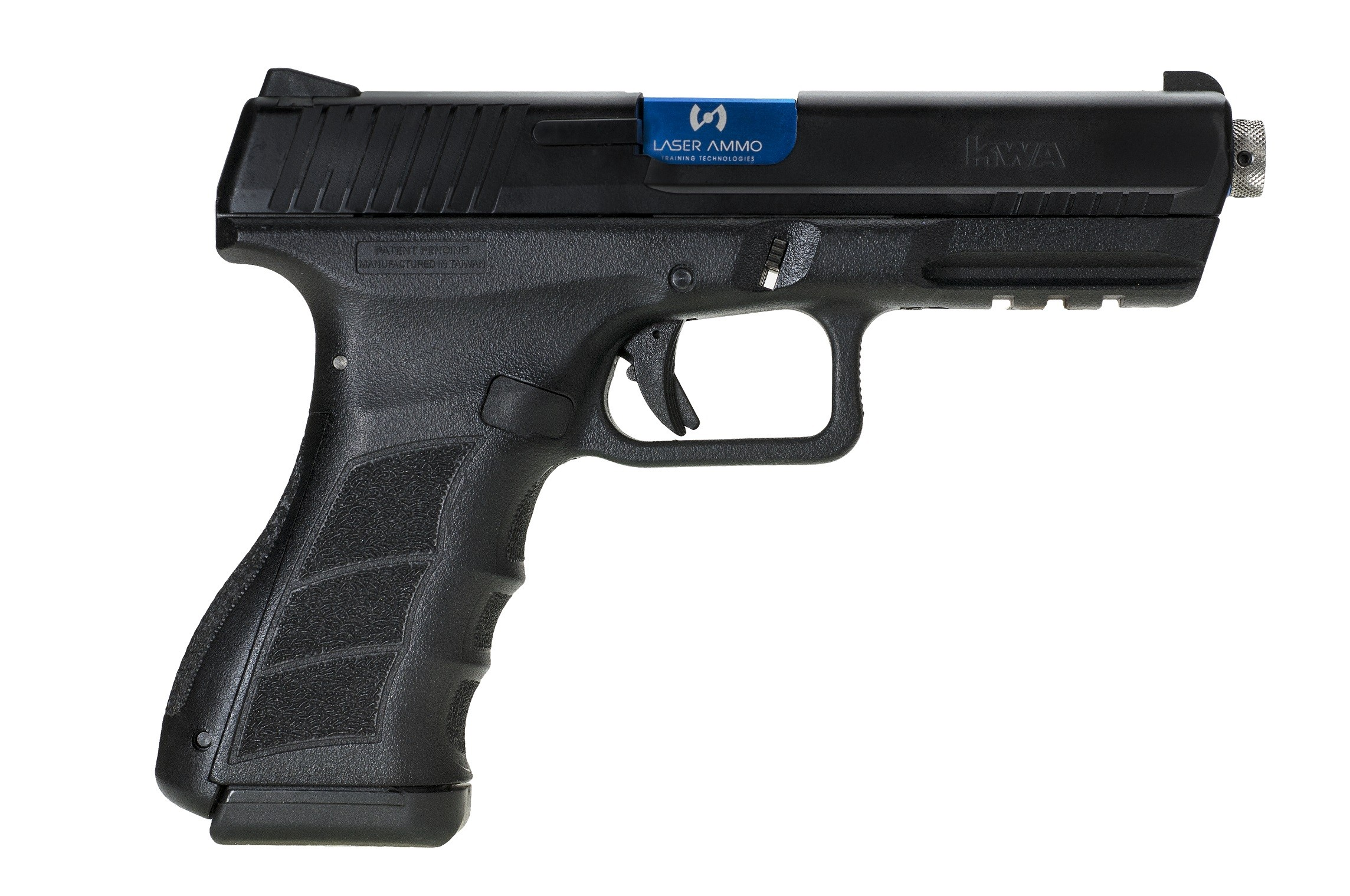 Recoil Enabled Training Pistol KWA ATP-LE