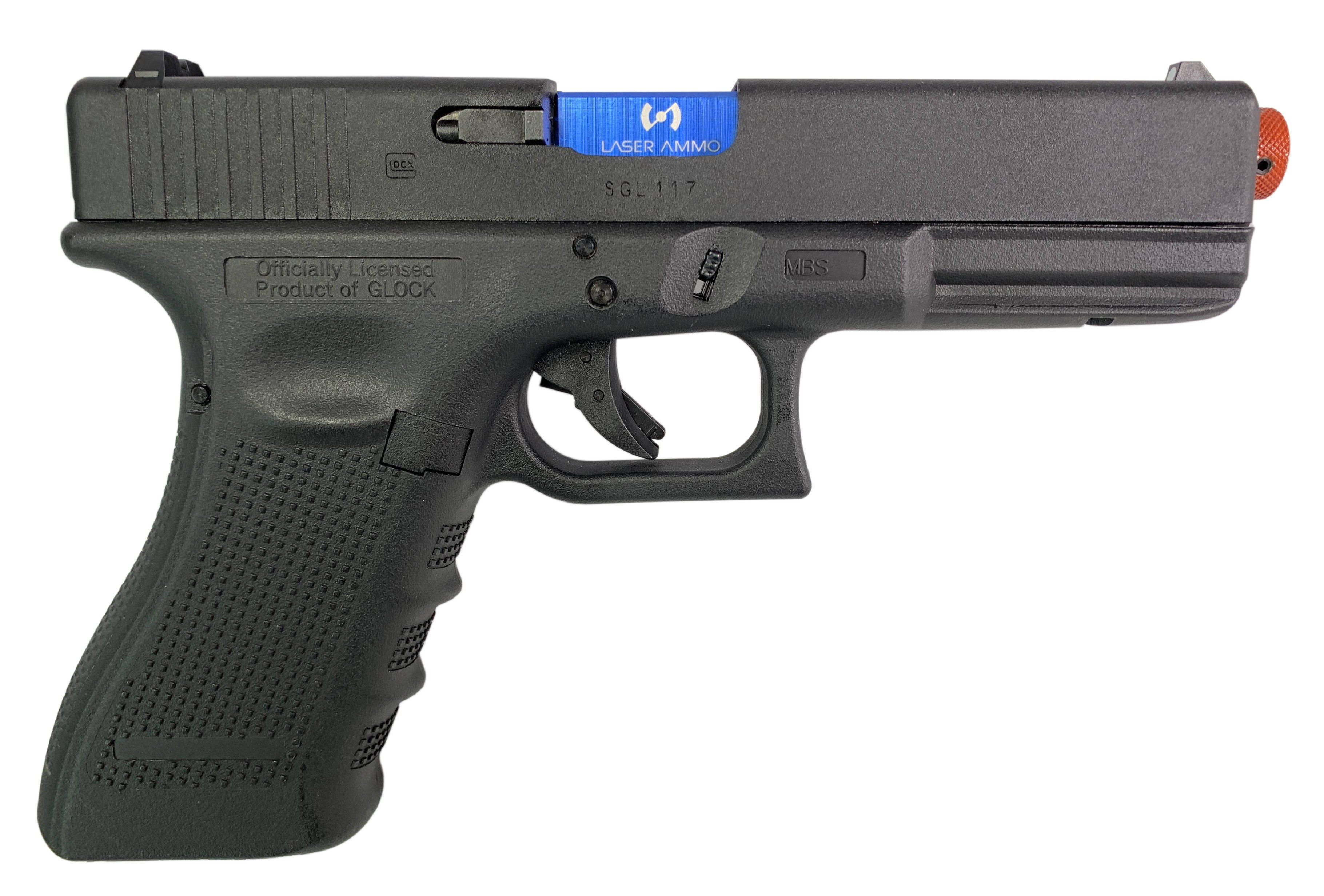 Recoil Enabled Training Pistol Umarex G17 Co2 Recoil Enabled Firearms Training Guns Recoil Enabled Firearms Laser Ammo