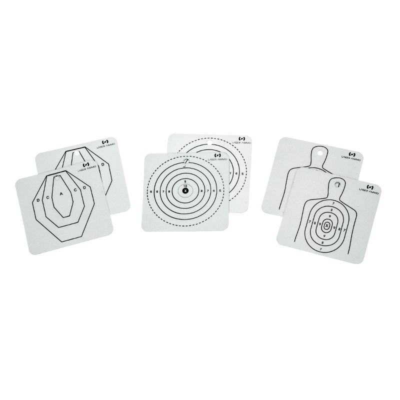 Reflective Targets (Set of 6)