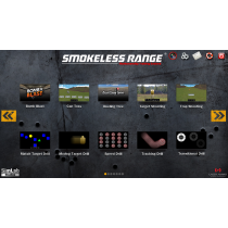Smokeless Range 2.0 ® Shooting Simulator (with Standard Throw Camera)