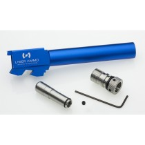 REAL Conversion Barrel and Vibration Activated Laser for Umarex G17