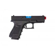 Recoil Enabled Training Pistol Umarex G19 Green Gas