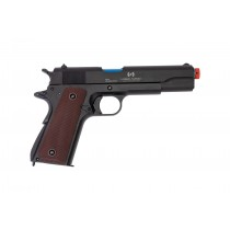 Recoil Enabled Training Pistol- Laser Ammo 1911- Green Gas