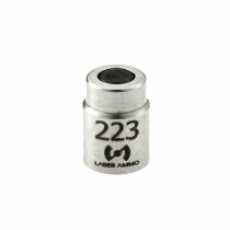 .223 for the AR-15 Digital Boresight Back Cap