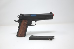 Recoil Enabled Training Pistol- Laser Ammo 1911- CO2