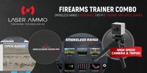 Firearms Trainer Simulator Combo Package