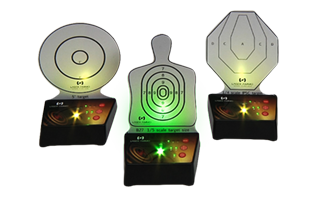 Interactive Multi Target Training System